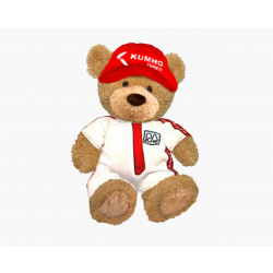 Racer Bear(Sitting Version)