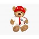 Racer Bear(Sitting Version)