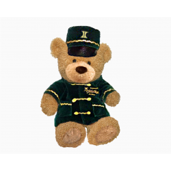 Bellhop Bear(Sitting Version)