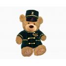 Bellhop Bear(Sitting Version)