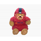 Football Player Bear(Sitting Version)
