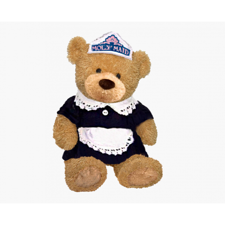 Maid Bear(Sitting Version)