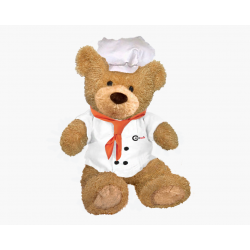 Chef Bear(Sitting Version)