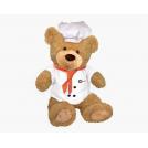 Chef Bear(Sitting Version)
