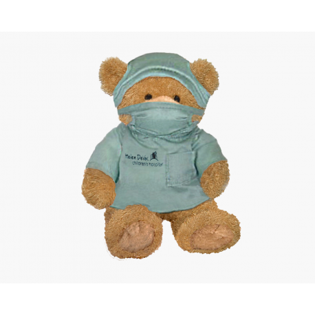 Surgeon Bear(Sitting Version)