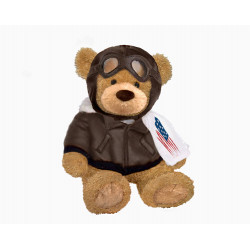 Aviator Bear(Sitting Version)