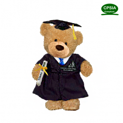 GBA Graduation Bear