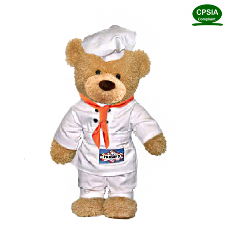 GBA Chef Bear