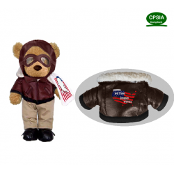 GBA American Aviator Bear