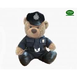 Police Bear(Sitting Version)