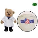 Health Care Hero Doctor Bear