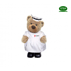 Health Care Hero Nurse Bear