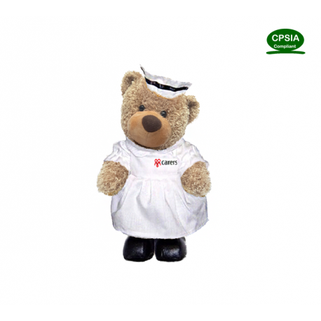 Health Care Hero Nurse Bear(in stock)