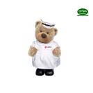 Health Care Hero Nurse Bear