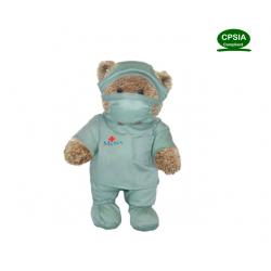 Health Care Hero Surgeon Bear