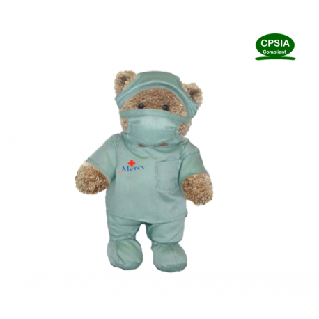 Health Care Hero Surgeon Bear(in stock)