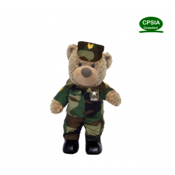 Health Care Heros US Army Bear