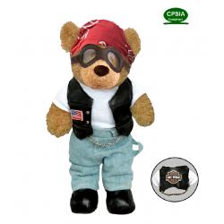 GBA American Biker Bear