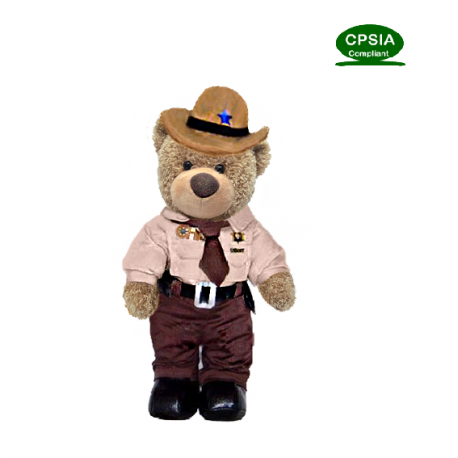Health Care Heroes American Sheriff Bear(in stock)