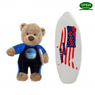 GBA Surfer Bear