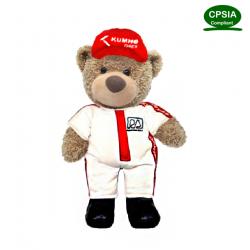GBA Racer Bear