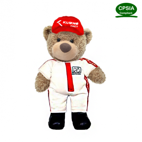 GBA Racer Bear(in stock)
