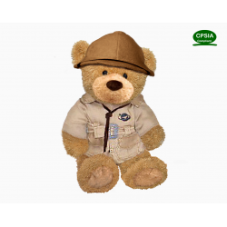 Safari Bear(Sitting Version)--in stock