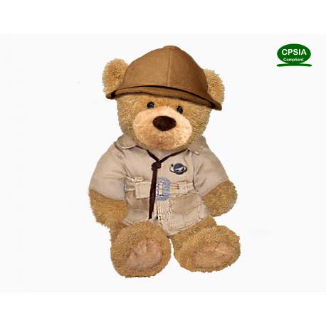 Safari Bear(Sitting Version)--in stock