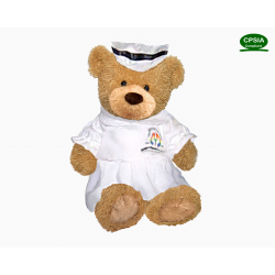 Nurse Bear(Sitting Version)--in stock