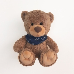 "8"" Choco Bear(Naked Bear)"