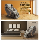 OSAKI OS-Pro Admiral(in stock), High Tech Massage Chair