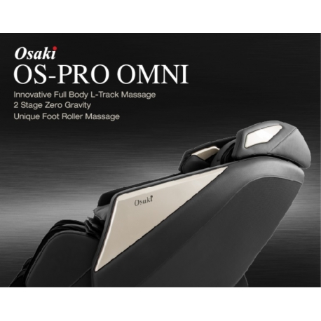 OSAKI OS-Pro Omni(in stock),  S/L-track Massage Chair